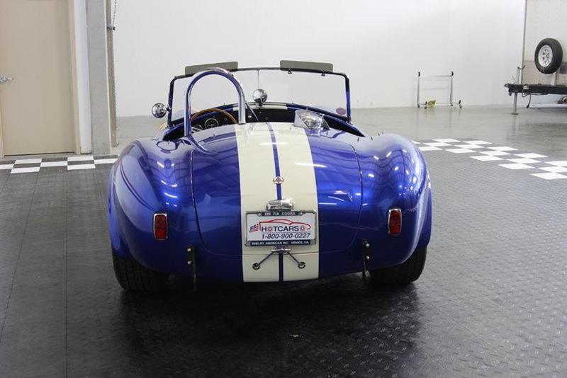 1964 Hi Tech FIA Cobra For Sale | AllCollectorCars com