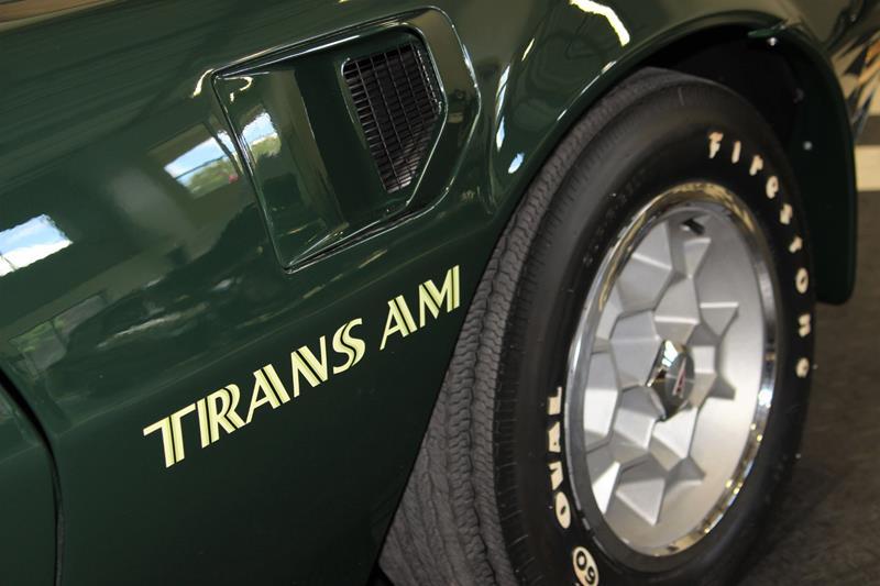 1973 Pontiac Trans Am 12