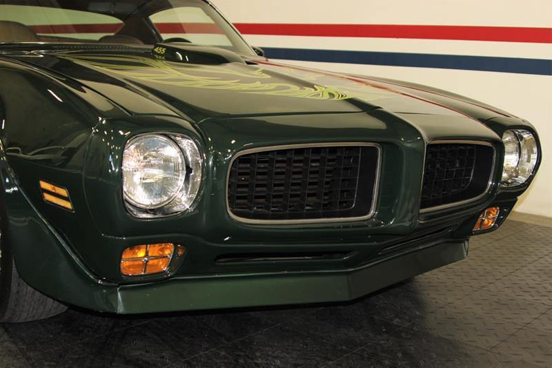 1973 Pontiac Trans Am 9