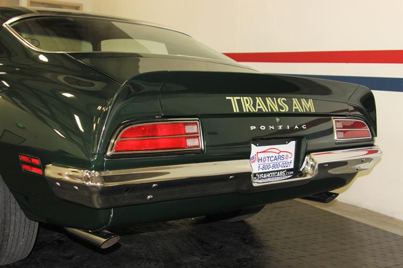 1973 Pontiac Trans Am 11