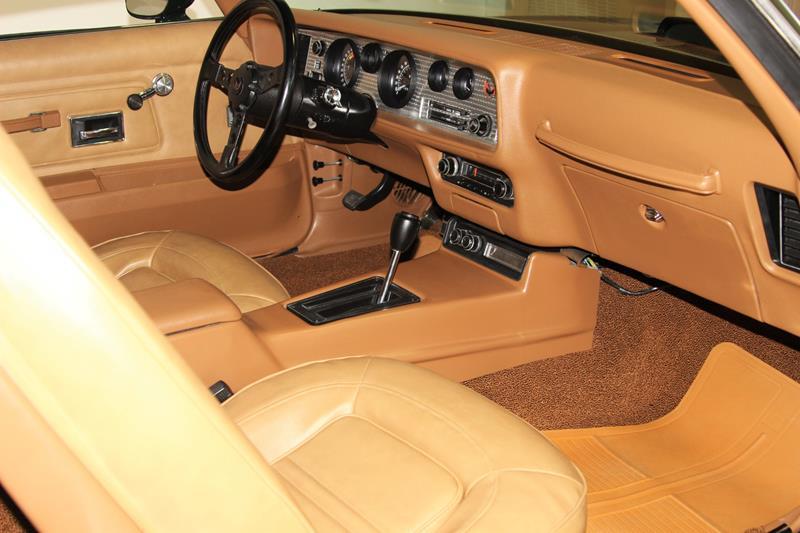 1973 Pontiac Trans Am 17