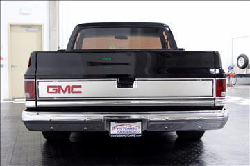 1987 GMC R/V 1500 Series for sale in San Ramon, CA