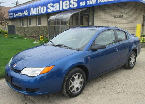 2005 Saturn Ion for sale in Waterford, MI