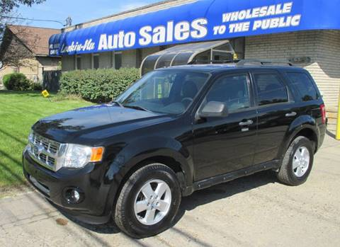 2009 Ford Escape for sale in Waterford, MI