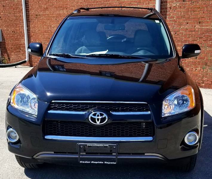 2012 Toyota RAV4 4x4 Limited 4dr SUV - North Kansas City MO