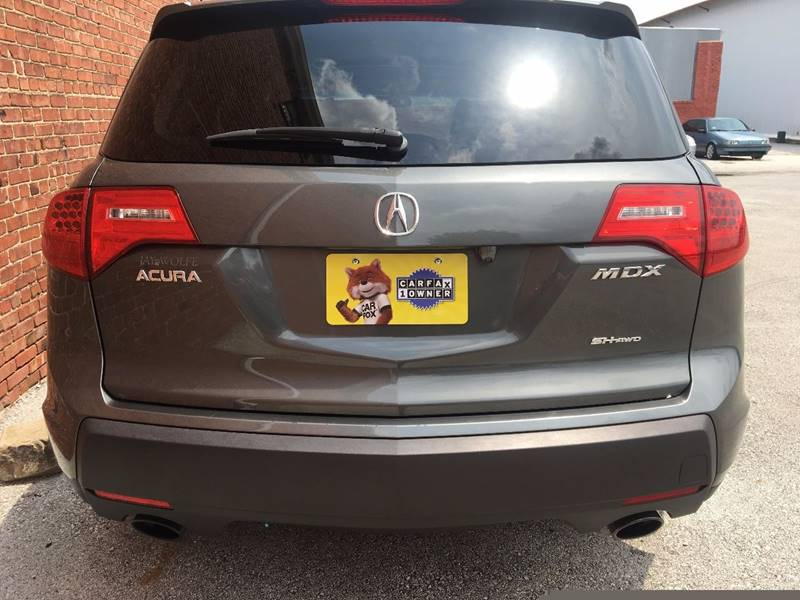 2007 Acura MDX SH-AWD 4dr SUV w/Sport Package - North Kansas City MO