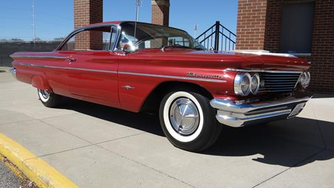 1960 Pontiac Bonneville for sale in Davenport, IA
