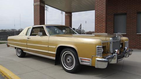 1977 Lincoln Continental for sale in Davenport, IA