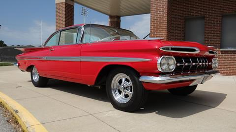 Used Cars Davenport Iowa >> 1959 Chevrolet Impala For Sale In Davenport Ia
