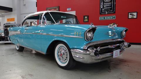 Chevrolet Bel Air >> 1957 Chevrolet Bel Air For Sale In Davenport Ia