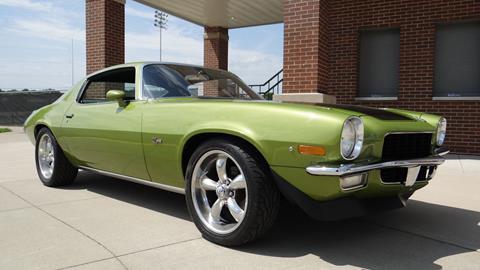 Used Cars Davenport Iowa >> 1970 Chevrolet Camaro For Sale In Davenport Ia