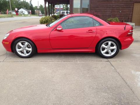 2001 Mercedes-Benz SLK for sale in Kirksville, MO