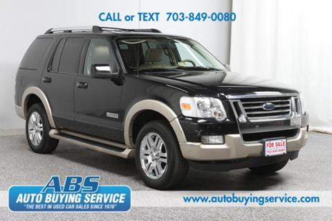 2007 Ford Explorer for sale in Fairfax, VA