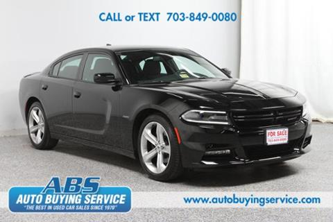 2017 Dodge Charger for sale in Fairfax, VA
