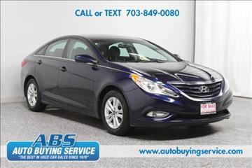 2013 Hyundai Sonata for sale in Fairfax, VA