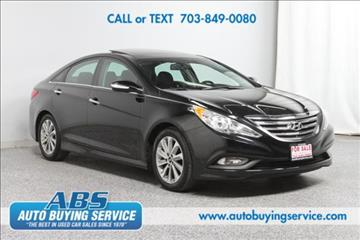 2014 Hyundai Sonata for sale in Fairfax, VA