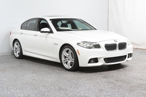 2014 BMW 5 Series for sale in Fairfax, VA