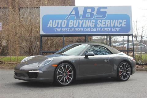 2013 Porsche 911 for sale in Fairfax, VA
