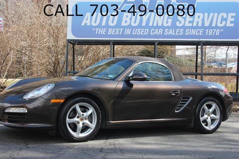 2010 Porsche Boxster for sale in Fairfax, VA
