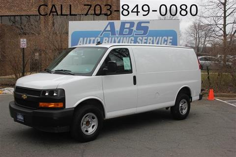 2018 Chevrolet Express Cargo for sale in Fairfax, VA