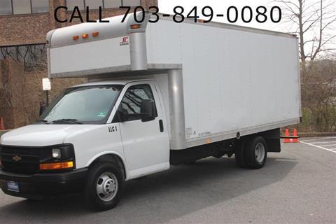 2012 Chevrolet Express Cutaway for sale in Fairfax, VA