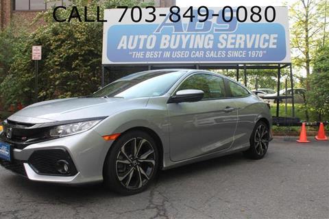 2018 Honda Civic for sale in Fairfax, VA