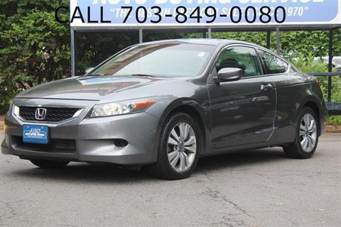2010 Honda Accord for sale in Fairfax, VA