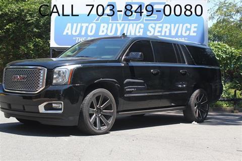 2015 GMC Yukon XL for sale in Fairfax, VA