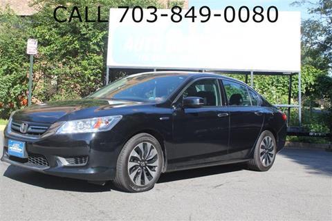 2015 Honda Accord Hybrid for sale in Fairfax, VA