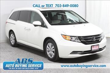 Minivans for sale fairfax va for Fairfax motors fairfax va