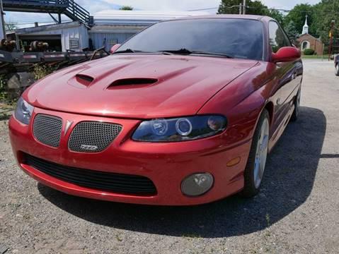 2006 Pontiac GTO for sale in Accokeek, MD