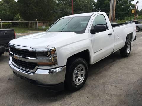 2018 Chevrolet Silverado 1500 for sale in Accokeek, MD
