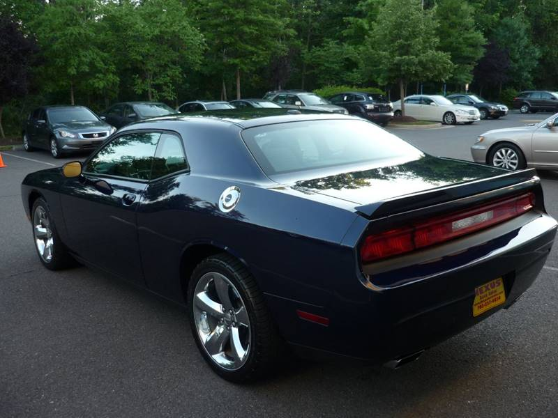 2014 Dodge Challenger R/T 2dr Coupe - Chantilly VA