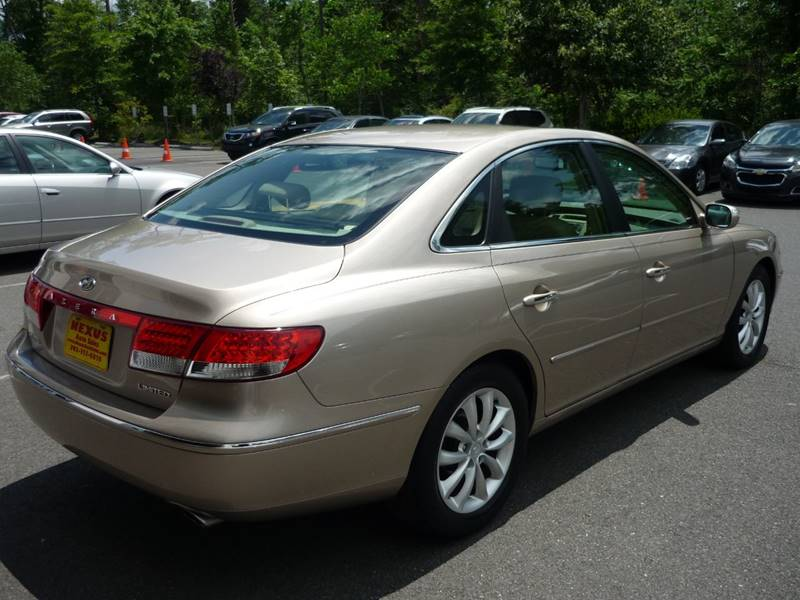 2007 Hyundai Azera Limited 4dr Sedan - Chantilly VA