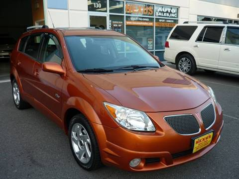2005 Pontiac Vibe for sale in Chantilly, VA