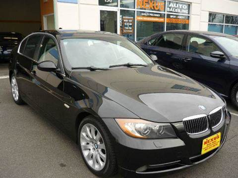 2006 BMW 3 Series for sale at Nexus Auto Sales in Chantilly VA