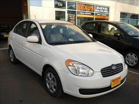 2010 Hyundai Accent for sale at Nexus Auto Sales in Chantilly VA