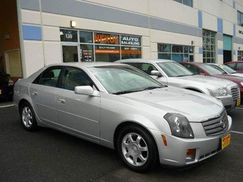 2003 Cadillac CTS for sale at Nexus Auto Sales in Chantilly VA