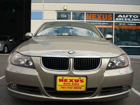2007 BMW 3 Series for sale at Nexus Auto Sales in Chantilly VA