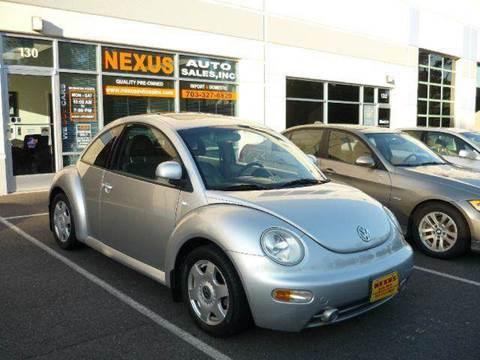 2000 Volkswagen Beetle for sale at Nexus Auto Sales in Chantilly VA