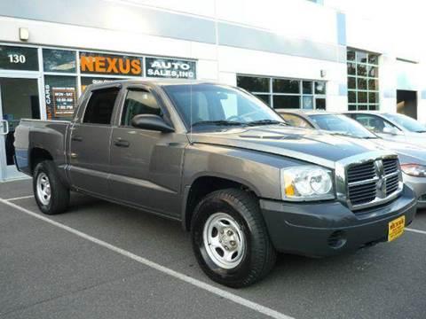 2006 Dodge Dakota for sale at Nexus Auto Sales in Chantilly VA