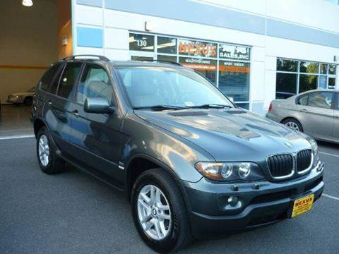 2006 BMW X5 for sale at Nexus Auto Sales in Chantilly VA