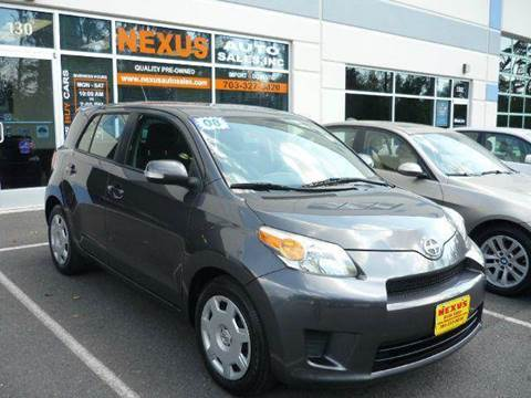 2008 Scion xD for sale at Nexus Auto Sales in Chantilly VA