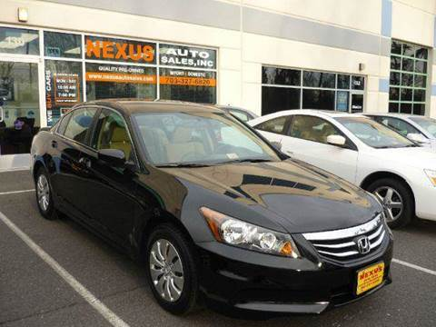 2011 Honda Accord for sale at Nexus Auto Sales in Chantilly VA