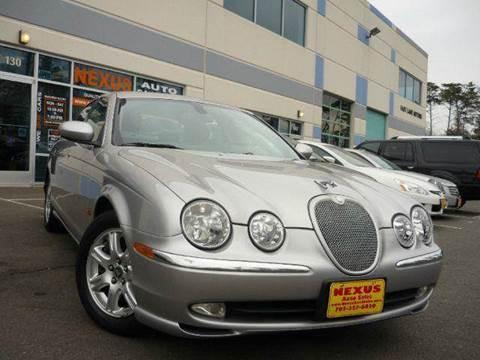 2004 Jaguar S-Type for sale at Nexus Auto Sales in Chantilly VA