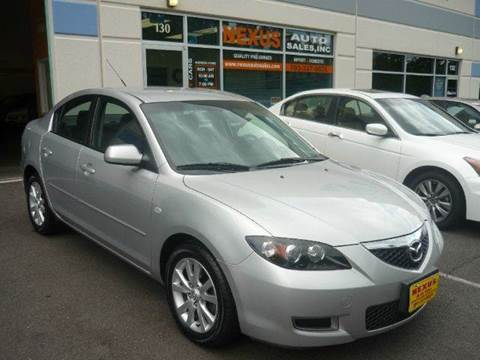 2007 Mazda MAZDA3 for sale at Nexus Auto Sales in Chantilly VA