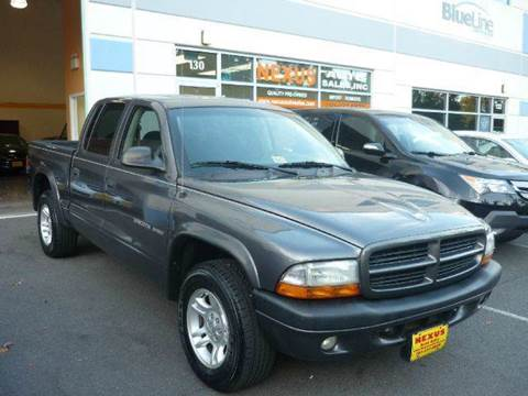 2002 Dodge Dakota for sale at Nexus Auto Sales in Chantilly VA