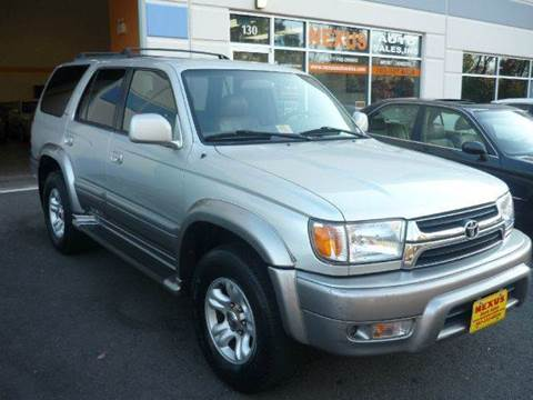 2001 Toyota 4Runner for sale at Nexus Auto Sales in Chantilly VA
