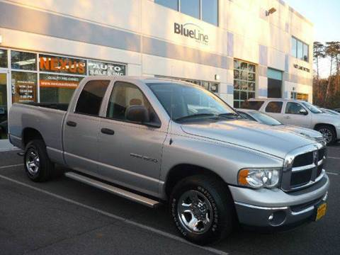 2005 Dodge Ram Pickup 1500 for sale at Nexus Auto Sales in Chantilly VA
