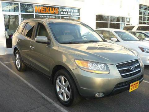 2008 Hyundai Santa Fe for sale at Nexus Auto Sales in Chantilly VA